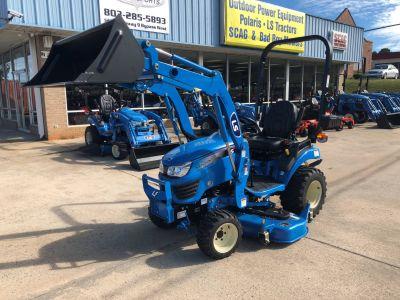 2018 LS Tractor MT122 Tractors Lawn & Garden Lancaster, SC