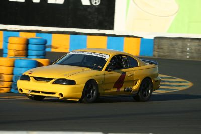 1995 Ford Mustang GT NASA CMC Car