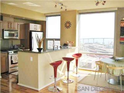 321 10th #2408 San Diego Two BR, This spectacular fully