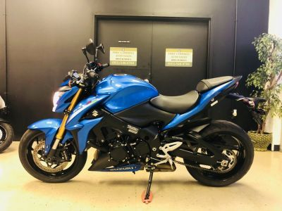 2016 SUZUKI GSX-S1000AL6 (ABS) SPORTBIKE UNLEADED GAS