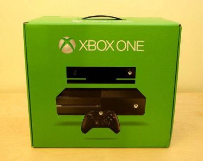 Brand New Sealed Box Xbox one