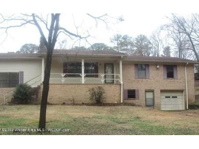 3 Bed 2 Bath Foreclosure Property in Hamilton, AL 35570 - Walnut St