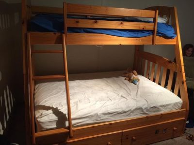 Project bunk beds