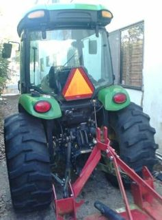 2009 John Deere 4520 .200 hrs hd bush hog