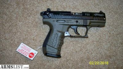 For Sale: Walther P 22