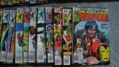 $10 Marvel Comics...3000+ issues.