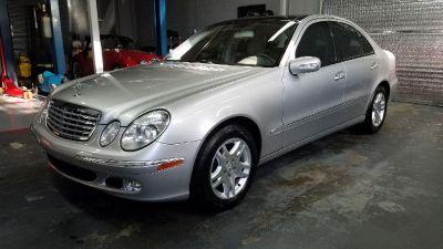 2004 Mercedes-Benz E-Class E320 (Silver)