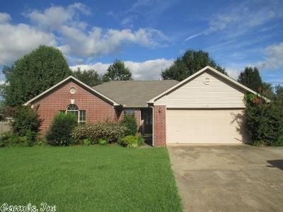 3 Bed 2 Bath Foreclosure Property in Cabot, AR 72023 - Ashwood