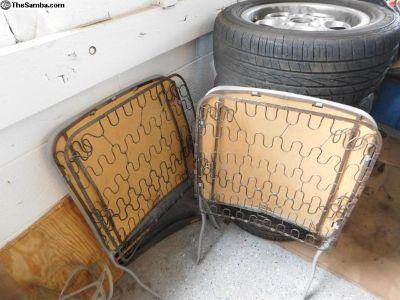 Low Back Seat Frames