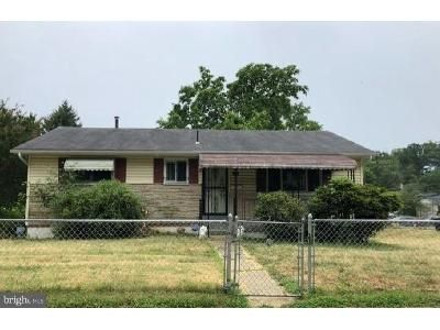 4 Bed 2 Bath Foreclosure Property in Capitol Heights, MD 20743 - Drylog St