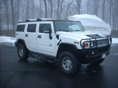 2004 Hummer H2 4dr
