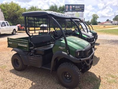 2017 Kawasaki Mule SX 4x4 Side x Side Utility Vehicles Talladega, AL