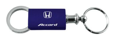 Purchase Honda Accord Navy Anondized Aluminum Valet Keychain / Key fob Engraved in USA G motorcycle in San Tan Valley, Arizona, US, for US $14.61
