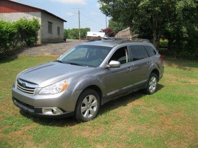 2011 Subaru Outback 2.5i Premium (SIL)