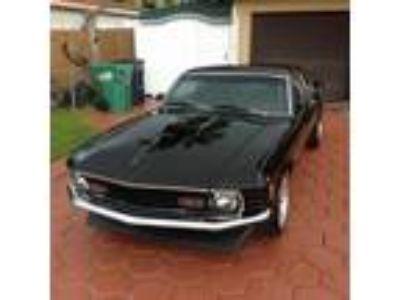 1970 Ford Mustang Fastback Restomod 408 Stroker