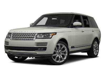 2015 Land Rover Range Rover Supercharged LWB (BLACK)