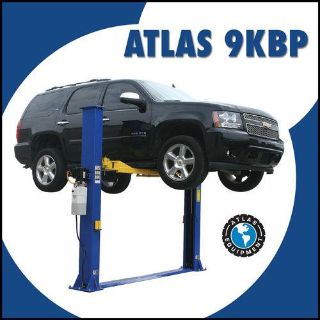 Purchase Atlas 2 Post Auto Lift 9,000 lb. Capacity Car Vehicle Truck Lift Baseplate New motorcycle in Indianapolis, Indiana, US, for US $1,595.00