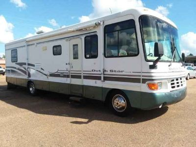 1999 Ford Super Duty F-550 Motorhome 34 FEET 11 INCHES