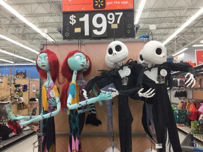 Searching for any Nightmare Before Christmas trading pins