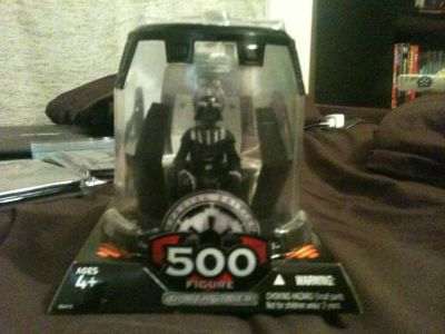 Star Wars Collectable figures