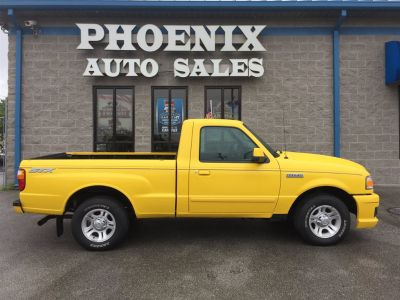 2006 Ford Ranger XL (Yellow)