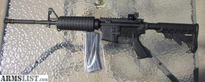 For Sale: Del-Ton AR15, factory built rifle, NEW