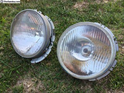 1968 Bug Headlights