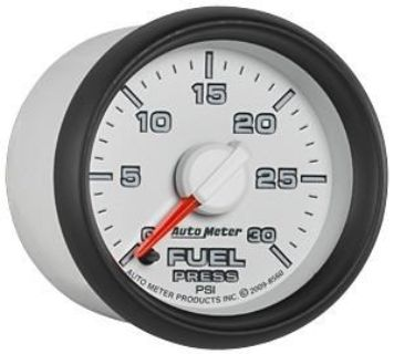 Sell Autometer 2-1/16in. FUEL PRESS; 0-30 PSI; FSE; DODGE FACTORY motorcycle in Acworth, Georgia, US, for US $200.06