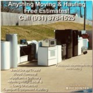 Anything Moving & Hauling