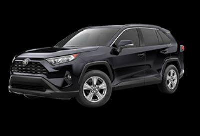 2019 Toyota RAV4 XLE (Midnight Black Metallic)