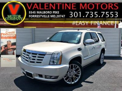 2009 Cadillac Escalade Base (Gold Mist)