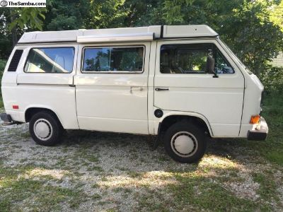 1985 Vanagon Westfalia Full Camper 1.9l