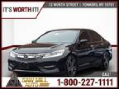 $20900.00 2017 Honda Accord Sedan with 21573 miles!