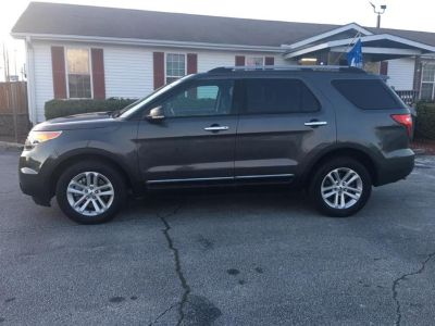 2015 Ford Explorer XLT (GRAY)