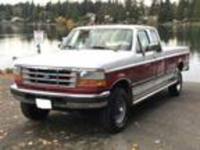 1994 Ford F-250 XLT Extended Cab Pickup