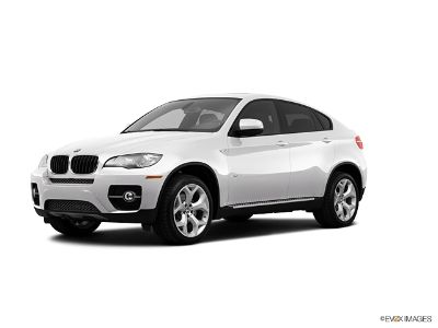2012 BMW X6 xDrive35i (Alpine White)