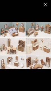 We Need Doll House furniture!