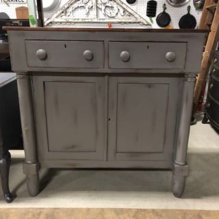 Antique buffet/sideboard/cupboard base
