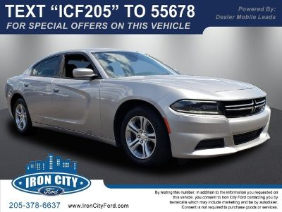 2017 Dodge Charger SE (gray)