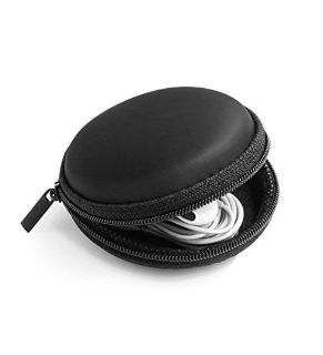 Headphone Case Hard Protective Travel Carrying Case for bluetooth wire