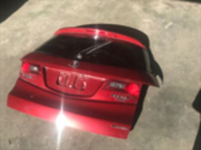 Parts For Sale: Acura RDX complete liftgate