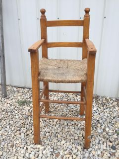 Old child's chair