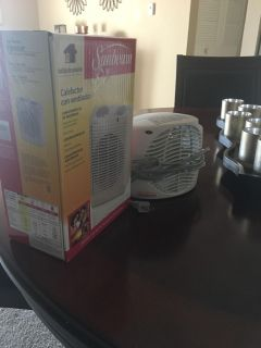 Small room heaters