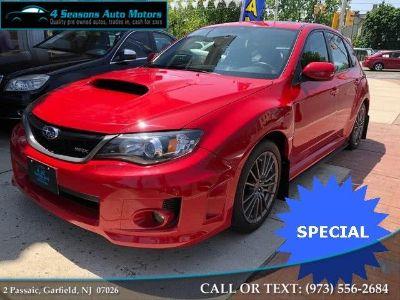 2011 Subaru Impreza WRX Base (Lightning Red)