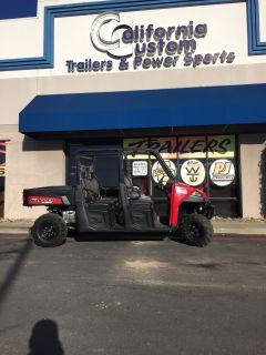 2015 Polaris Ranger Crew 900 Side x Side Utility Vehicles Elk Grove, CA