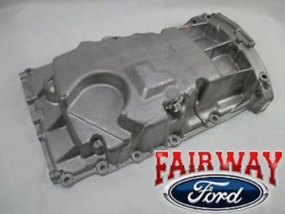 Purchase 10 thru 13 Transit Connect OEM Genuine Ford Aluminum Engine Oil Pan 2.0L Duratec motorcycle in Canfield, Ohio, United States, for US $138.59