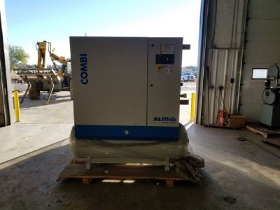2015 Almig Combi 22/30 Rotary Air Compressor RTR# 8091591-01,02