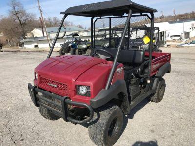 2016 Kawasaki Mule 4010 4x4 Side x Side Utility Vehicles Harrison, AR