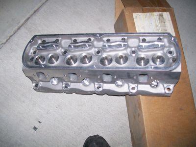 Small Block Ford TFS Head