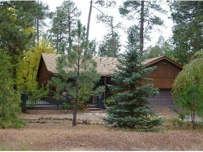 Preforeclosure Property in Pinetop, AZ 85935 - Mule Deer Way